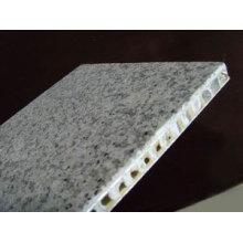 Фасадные панели из листового алюминия с сотовым покрытием