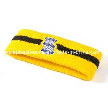 Pulseiras / 100% pulseiras de poliéster / Fashonal Sports Wristbands