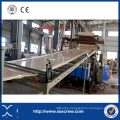 Rigid PVC Corrugated Roofing Sheet Extrusion Machinery