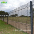 High quality barbed wire mesh 358fence