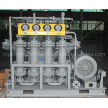 Totally Oil Free Nitrogen Compressor