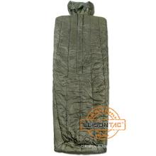 Sac de couchage militaire répond à la norme ISO convenint pour utilisation porte