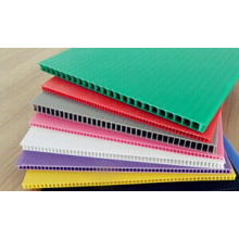 Good Quality for Flame Retardant Wantong Board PP Fluted Plastic Sheet supply to Italy Supplier