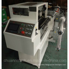 Double Side Adhesive Tape, Non Wastage, Gap Cutting Machine with Sheeter Function