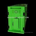 Kiosque de remplissage de téléphone portable de pièce de monnaie / station de charge de dispositif électronique / machine de remplissage de téléphone portable de casiers principaux