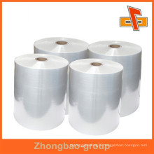 Moisture proof casting transparent food wrap stretch film for fruits and vegetables packaging