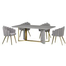 4 conjuntos de 6 lugares para sala de jantar
