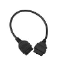 14PIN 16pin OBD2 диагностический кабель адаптера для Nissan