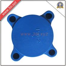 Tampas protetoras usadas flange dos furos do parafuso do LDPE 4 (YZF-H112)
