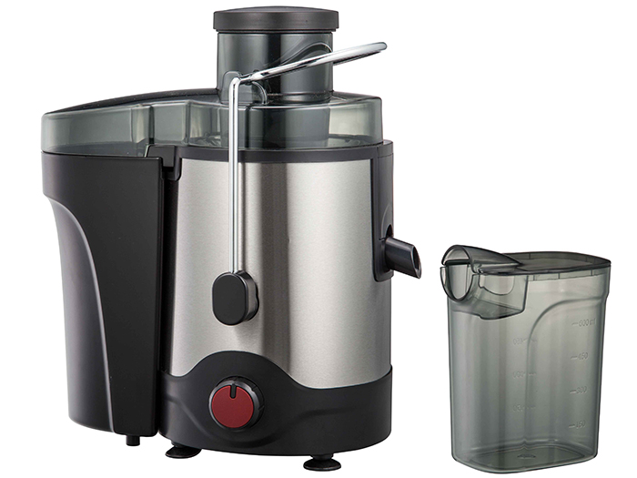Stainless steel power juicers