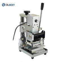 Shenzhen Card Stamping Gilding Machine / Gold Tipping Machine / Heat Press Stamped Equipment