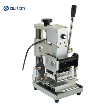 2018 Newest Production 90 Hot Stamper for Refined and Beautiful Stamping Machine