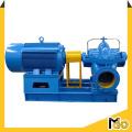 Pompe à eau à double aspiration de drainage centrifuge de grande capacité