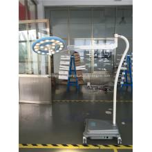 батарейках светодиодный операционный светильник