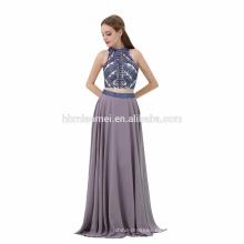 Vestido de noche atractivo de la gasa para la ropa de la ropa de la ropa de la mujer de OEM / ODM de la luna de miel