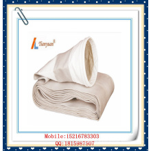 Non Alkali Fiberglass High Temperature Dust Filter Bag with Expanded PTFE for Cement Plant