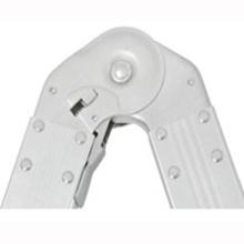 Bisagra de aluminio grande y resistente utilizada en escaleras multiusos / Accesorios para escaleras