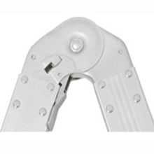 strong big Aluminium Hinge used on Multi-Purpose Ladders/Ladder Accessories
