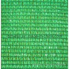 Зеленый навес сетка для сельского хозяйства, оттенок ткани (КТС-6)