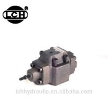 yuken pression différentielle télécommande manuelle contrôle hydraulique vanne