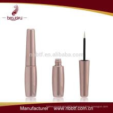 AX17-1, tubo de eyeliner de plástico, embalagem de escova de eyeliner plástico qualidade escolha