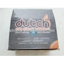 charbon de bois néerlandais gros narguilé chicha charbon de bois