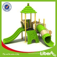 TUV zugelassene Kindertagesstätte Spielplatzausrüstung LE-DC003