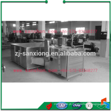 China Máquina de secagem de brócolis usada a vapor