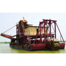 High Quality Cutter Suction Dredge, Sand Dredge Machine