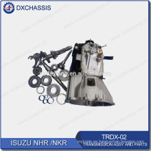 Genuine NHR NKR MSB5M / 5S Transmission Assy And Parts TRDX-02