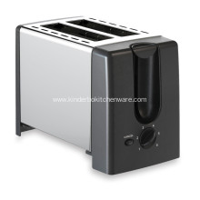 S/S Electric Bread Toaster 6 Level Browning Setting