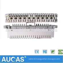 Telecom Project Disconnection & Connection LSA Krone Module For RJ11 Telephone Cable