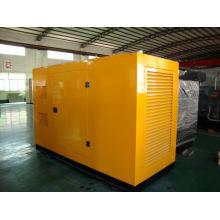 300kw super silencioso silencioso de gas a prueba de sonido conjunto de generadores