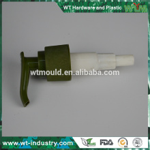 Kundenspezifische Qualität PP Kunststoff Spritzgussform für Lanudry Waschmittel Flasche Teil