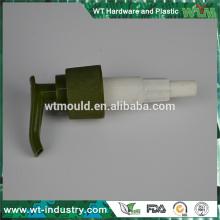 Personalizado de alta qualidade PP molde de injeção plástica para Lanudry detergente garrafa parte