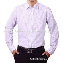 Fashionable shirt, made of cotton, suit for businessmen