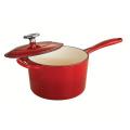 dinnerware sets wholesale Cast Iron Enamel Sauce pan