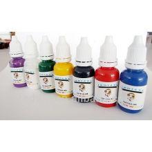 Productos de tatuaje permanente de alta calidad Indiana Tattoo ink