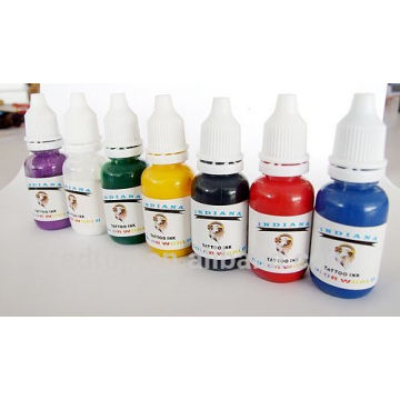 High quality permanent tattoo products Indiana Tattoo ink