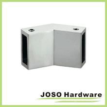 Squre Tubo de vidrio de estilo de puerta Hardware Fitting Fastener (AC014)
