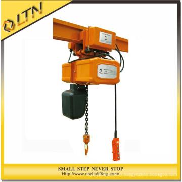 Mini treuil électrique de 100 à 100 tonnes et treuil électrique