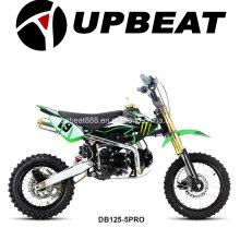 Оптимизированный велосипед грязи высокого качества 125cc с велосипеда дороги Pit 125cc (CNC тройной, алюминиевый маятник)