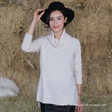 Moda Mujer, Nuevo Diseño Suéter de Cachemira
