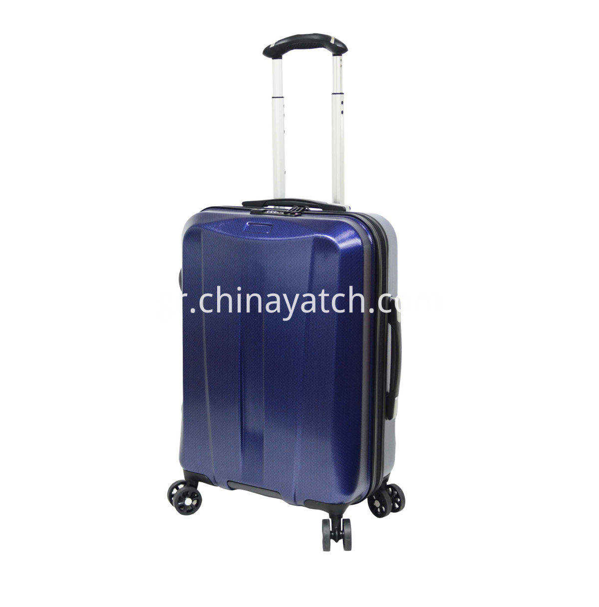 alloy material luggage