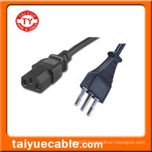 Italy Power Cable/Kettle Power Cable /Cooking Power Cable