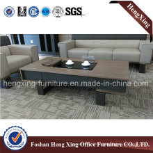 Modern Livingroom Furniture Wooden Coffee Table (HX-6M075)