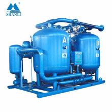 Shanli 200m3/min zero purge compression heat adsorption air dryer