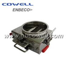 Rejilla magnética fuerte del filtro para la máquina de soplado de la extrusora plástica