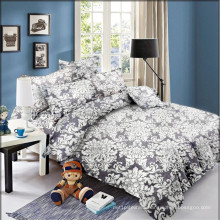 Soft Printed Duvet Cover Bed Sheet Bedding Set