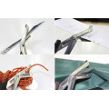 DW-BSC001 Aço Inoxidável Material Bandagem tesoura paramédica